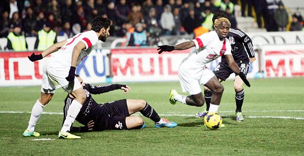 Gaziantepspor - Beşiktaş 1-2 19
