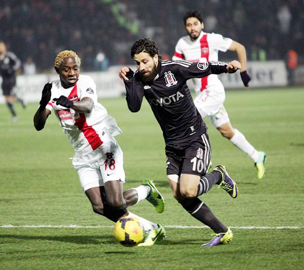 Gaziantepspor - Beşiktaş 1-2 20