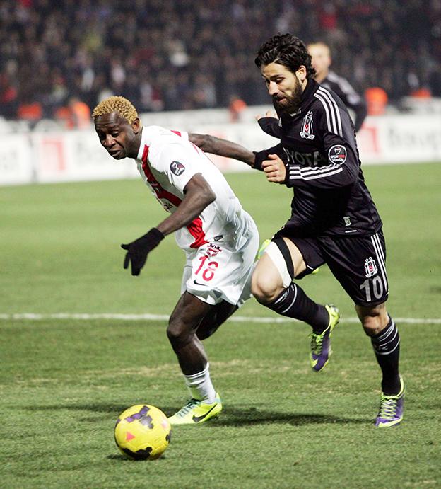 Gaziantepspor - Beşiktaş 1-2 21
