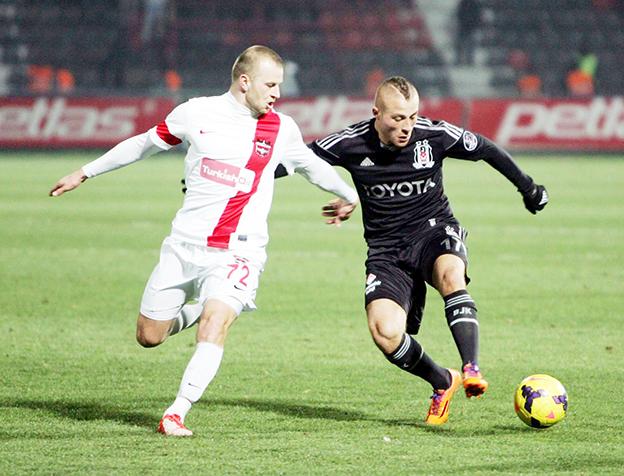 Gaziantepspor - Beşiktaş 1-2 22