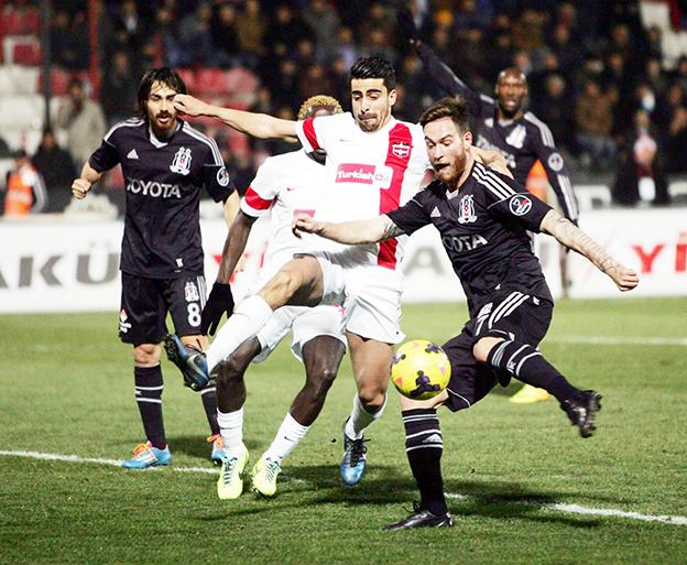 Gaziantepspor - Beşiktaş 1-2 23