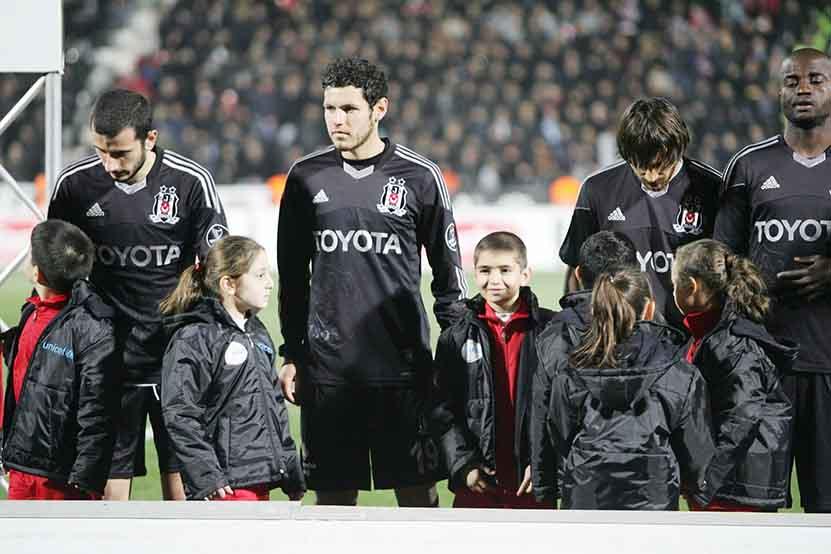 Gaziantepspor - Beşiktaş 1-2 3