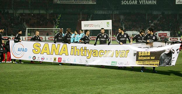 Gaziantepspor - Beşiktaş 1-2 4