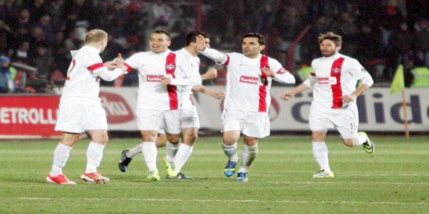 Gaziantepspor - Beşiktaş 1-2