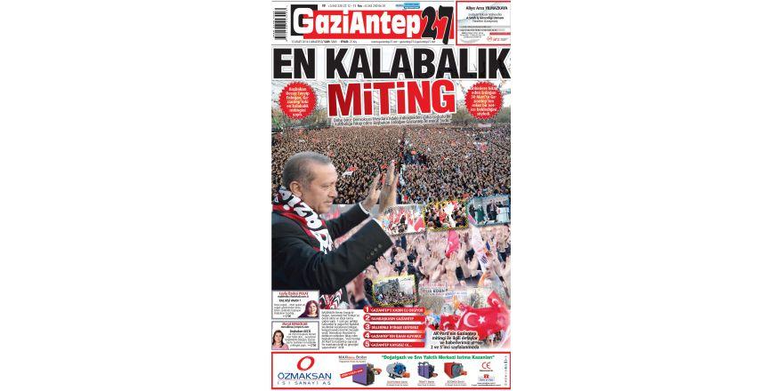 15 Ocak 2014 Sayfalar