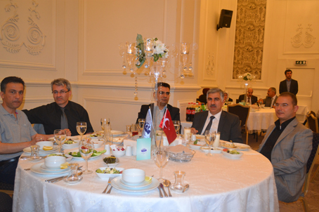 Anadolu Düşünce Grubu'nun toplantısı 11