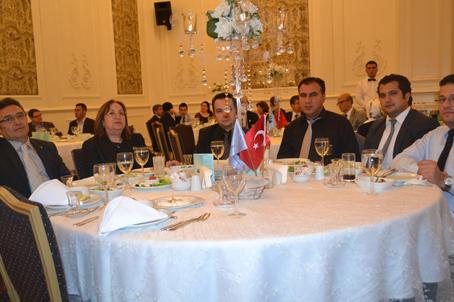 Anadolu Düşünce Grubu'nun toplantısı 15