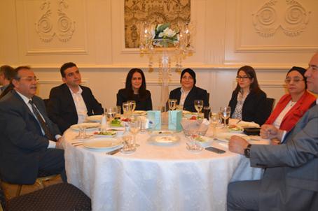 Anadolu Düşünce Grubu'nun toplantısı 19