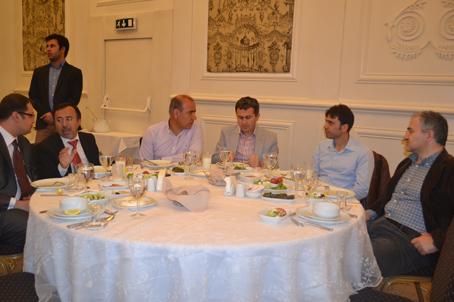 Anadolu Düşünce Grubu'nun toplantısı 20