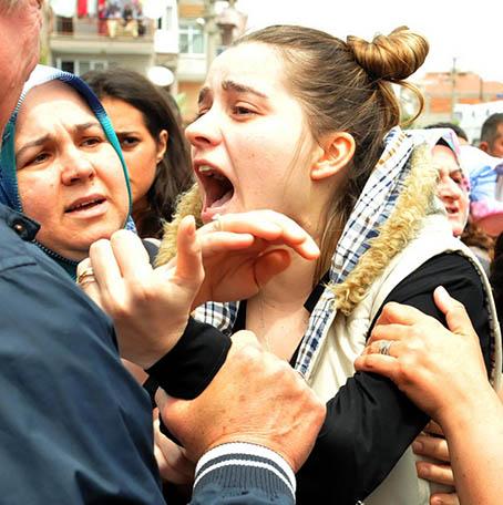 Türkiye Soma'ya ağlıyor.. 1