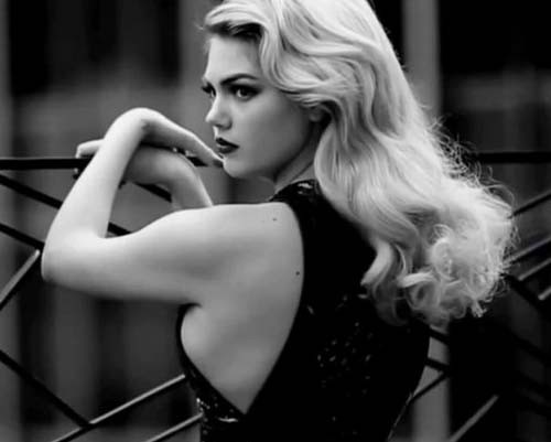 Kate Upton'dan muhteşem pozlar  8