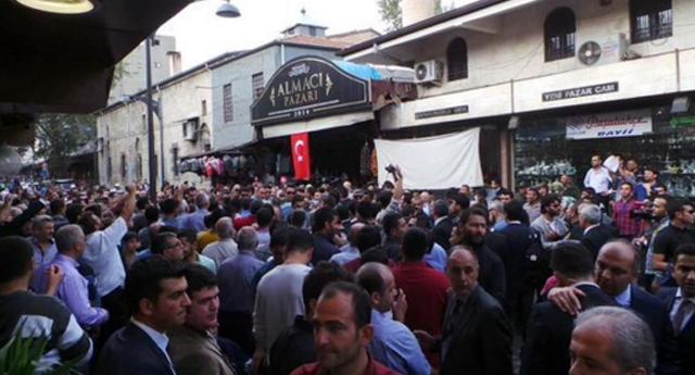 Başbakan Gaziantep'te 1