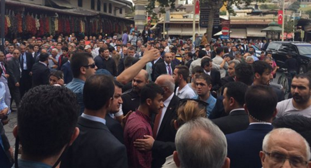 Başbakan Gaziantep'te 10