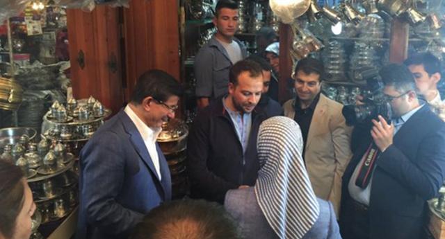 Başbakan Gaziantep'te 11