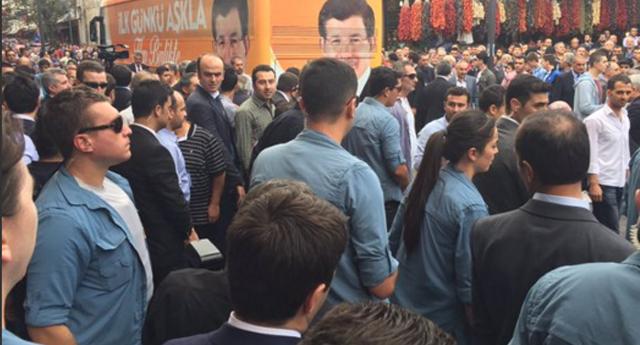 Başbakan Gaziantep'te 12