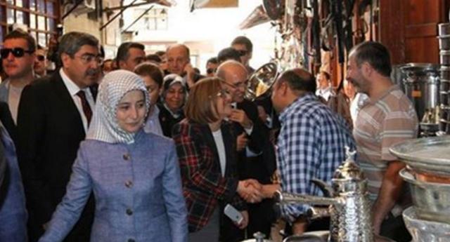 Başbakan Gaziantep'te 3