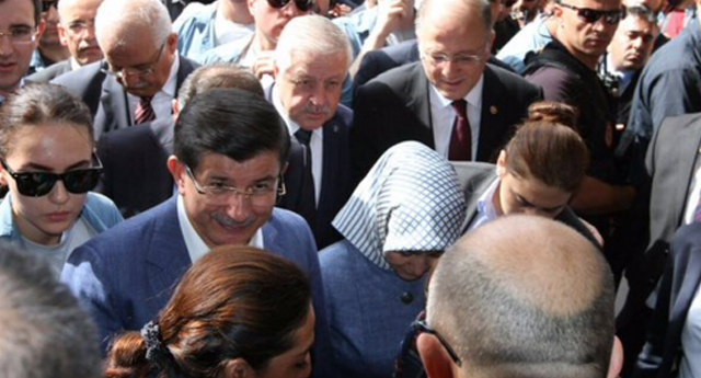 Başbakan Gaziantep'te 4