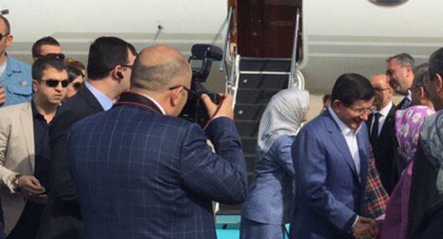 Başbakan Gaziantep'te 5