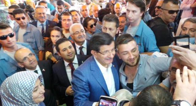 Başbakan Gaziantep'te 9