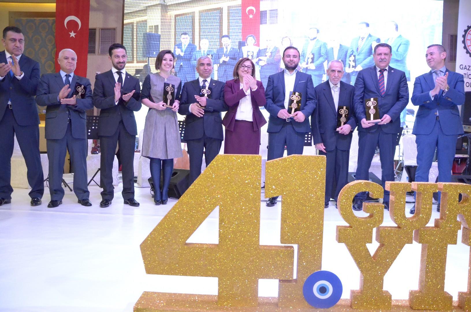 Ticaret Odası Ödül Töreni 2