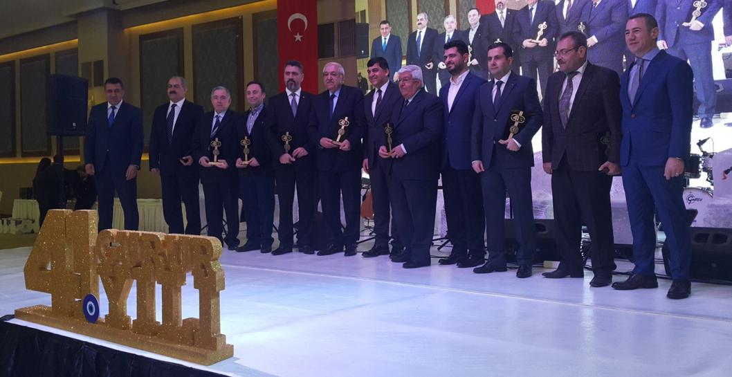 Ticaret Odası Ödül Töreni 26