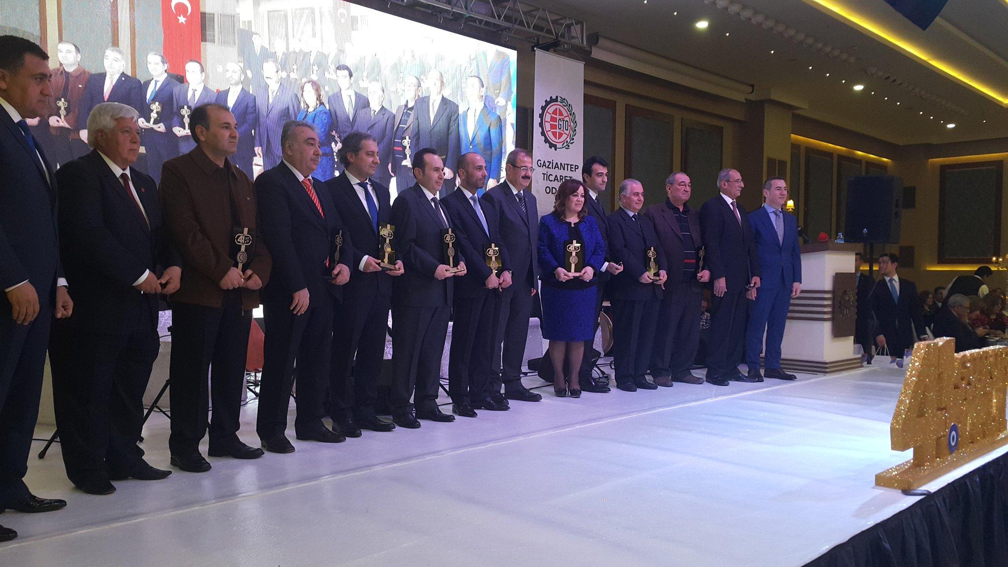 Ticaret Odası Ödül Töreni 29