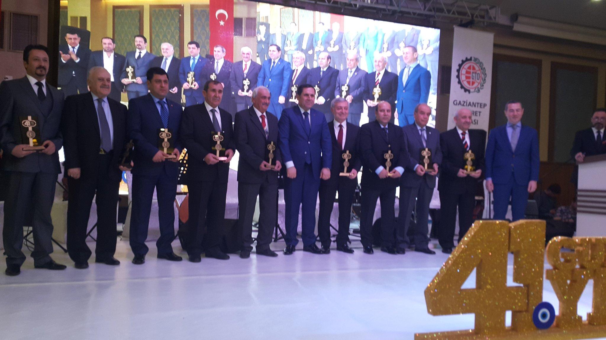 Ticaret Odası Ödül Töreni 34
