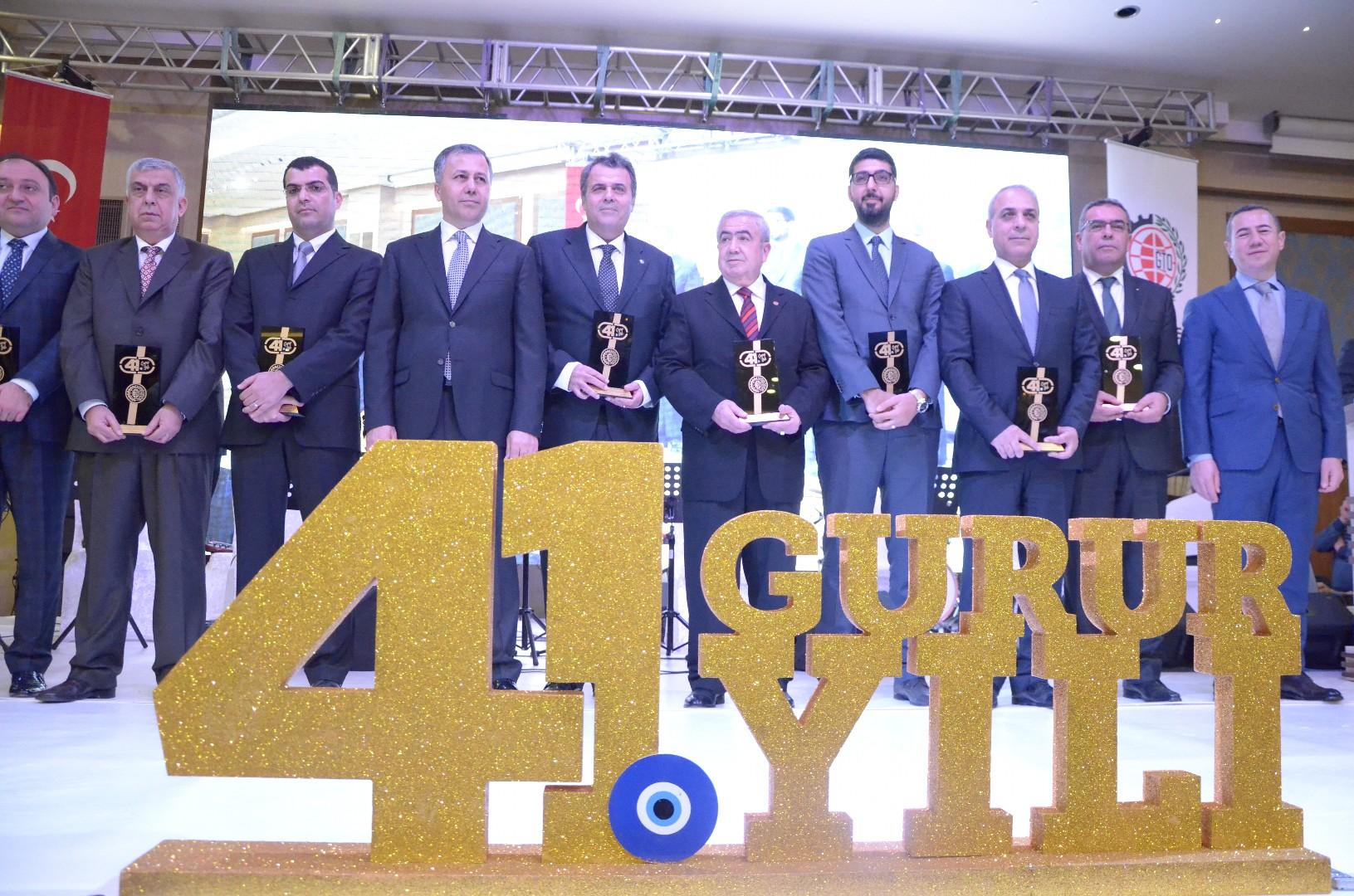 Ticaret Odası Ödül Töreni 8