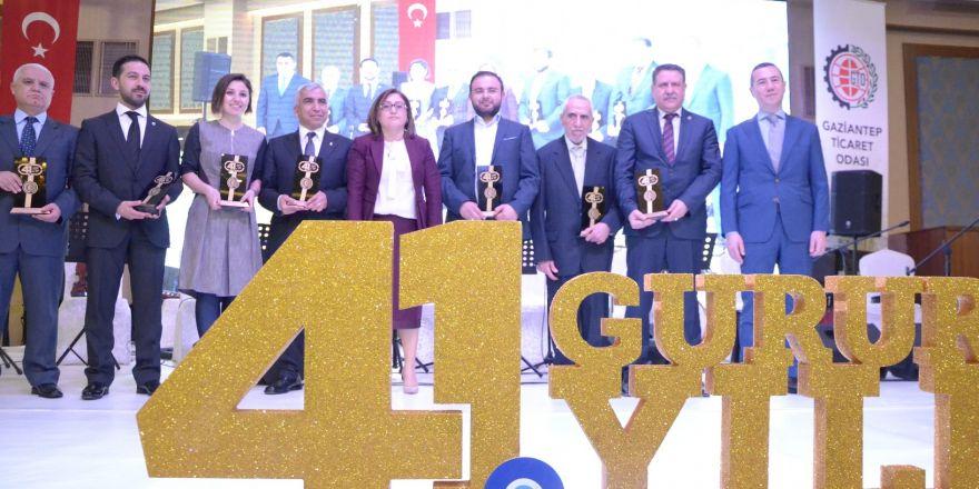 Ticaret Odası Ödül Töreni