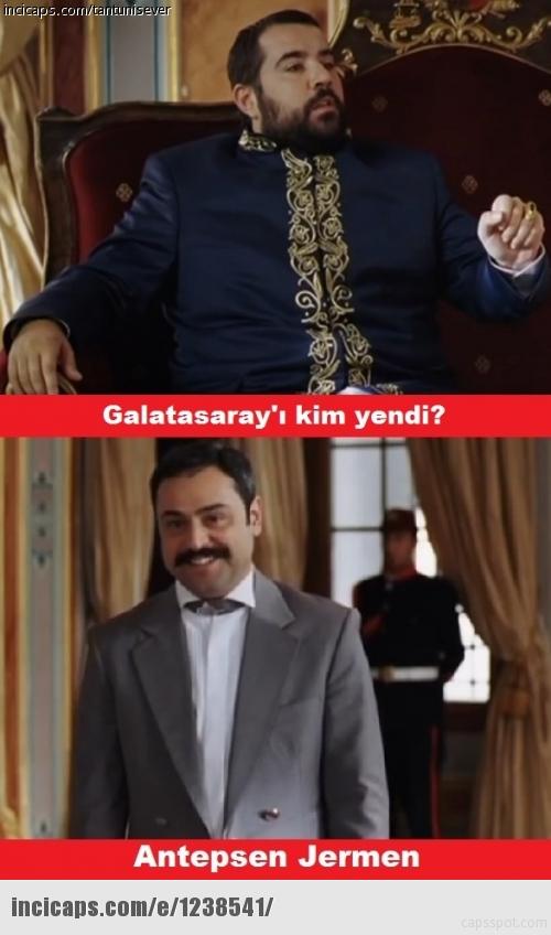Gaziantepspor - Galatasaray CAPS'leri 10