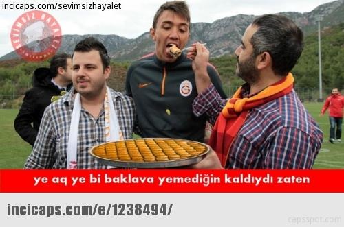 Gaziantepspor - Galatasaray CAPS'leri 12