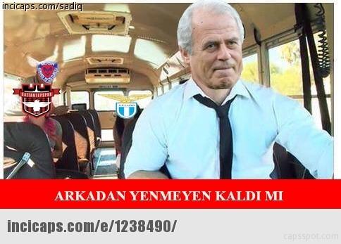 Gaziantepspor - Galatasaray CAPS'leri 5