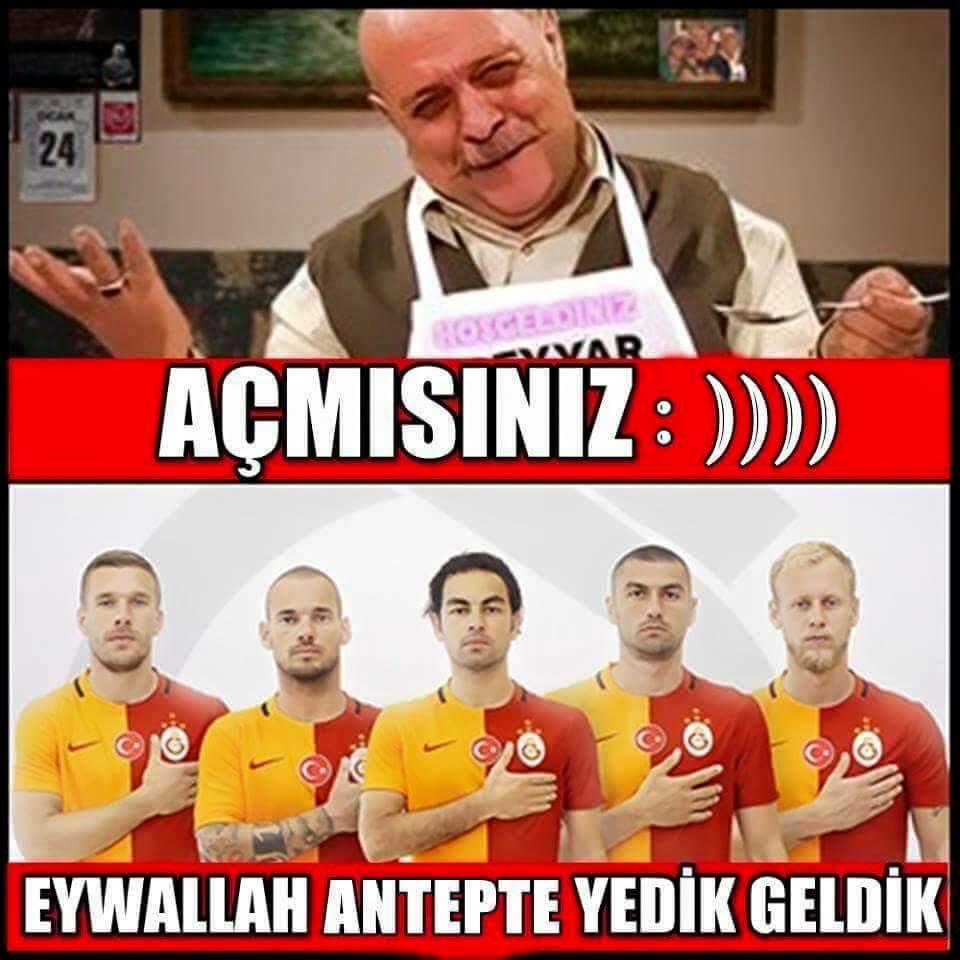 Gaziantepspor - Galatasaray CAPS'leri 7