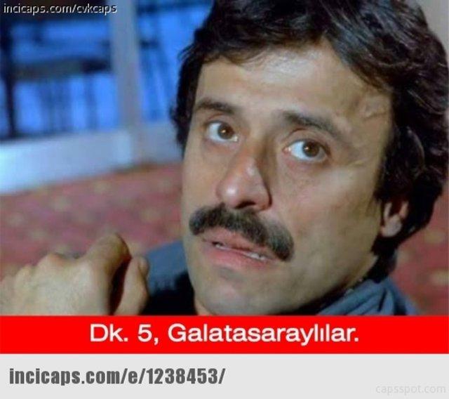 Gaziantepspor - Galatasaray CAPS'leri 8