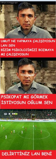 Gaziantepspor - Galatasaray CAPS'leri 9