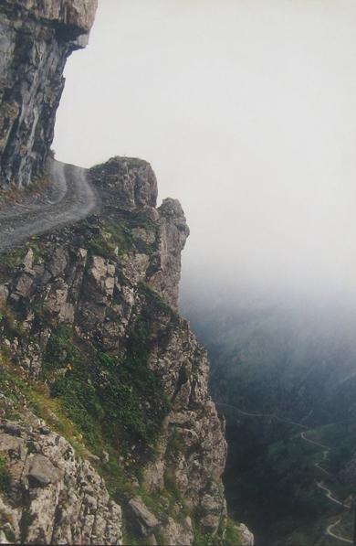 Türkiye'nin en tehlikeli yolları 11