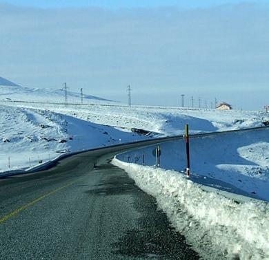 Türkiye'nin en tehlikeli yolları 12
