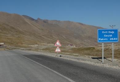 Türkiye'nin en tehlikeli yolları 14