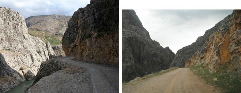 Türkiye'nin en tehlikeli yolları 19