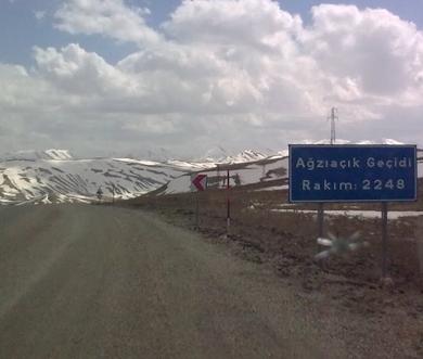 Türkiye'nin en tehlikeli yolları 22