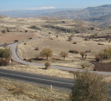 Türkiye'nin en tehlikeli yolları 26