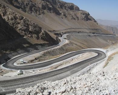 Türkiye'nin en tehlikeli yolları 33
