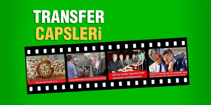 Transfer capsleri