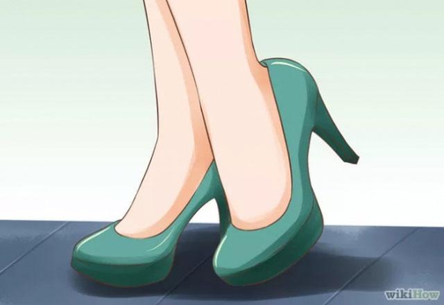 Topuklu ayakkabı giymenin incelikleri 5