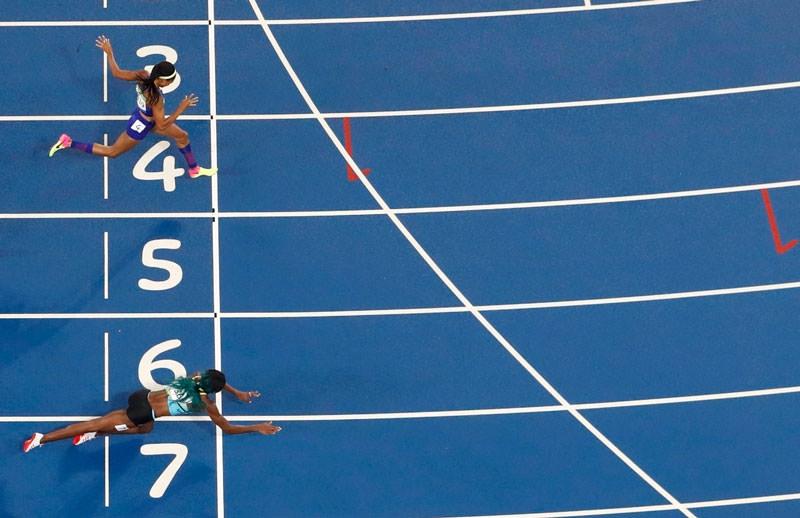 Olimpiyat Oyunları'nda tarihi olay 2