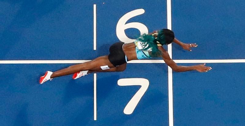 Olimpiyat Oyunları'nda tarihi olay 3