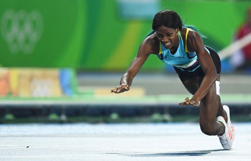 Olimpiyat Oyunları'nda tarihi olay 6