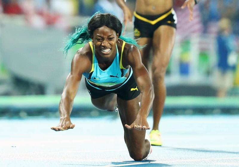 Olimpiyat Oyunları'nda tarihi olay 7