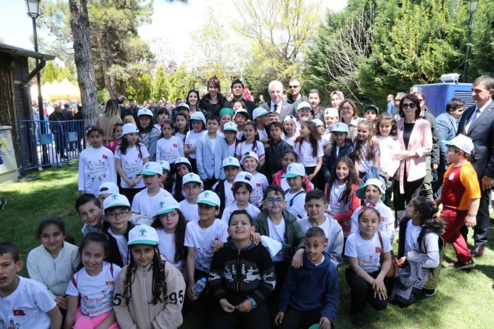 Gaziantep'te 23 Nisan coşkusu 1