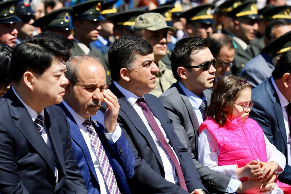 Gaziantep'te 23 Nisan coşkusu 15